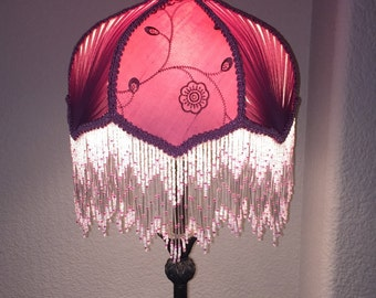 Baby Fleur Victorian Lampshade