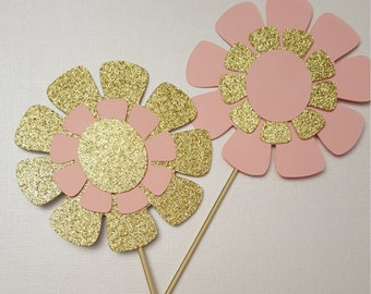 Flower centerpiece