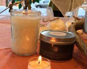 Body Butter Candle 8 oz- Energy Collection
