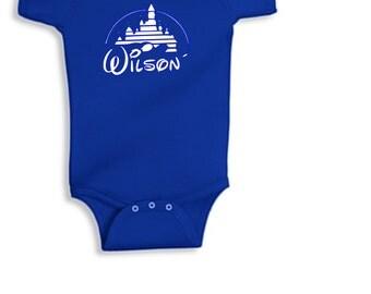 Phish Wilson lot design baby  on a  infant  bodysuit