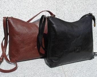 Leather Shoulder Bag/Handbag/Purse