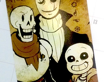 Undertale: Don't Forget - 4 x 6 Mini Print
