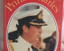 Prince Charles - British Royal Family - Ladybird book - princess Diana  - Ladybug - 1980s book