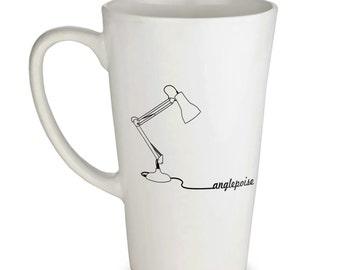 Anglepoise latte mug