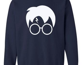 SALE - Harry Potter sweatshirt - Harry Potter unisex crewneck jumper sweater - Hogwarts School - premium quality