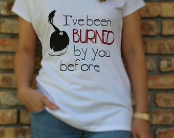 Disney Inspired Beauty & The Beast Babette Shirt for Women and Girls / Babette Shirt / Matching Disney Shirts / Disney Feather Duster Shirt