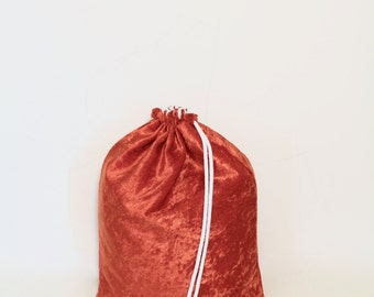 Velvet Orange gym bag - hannisch