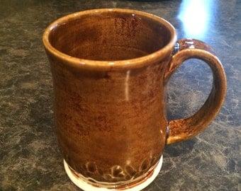 Alberta slip Brown Mug