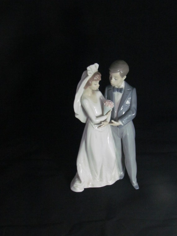 Items Similar To Lladro 5885 From This Day Forward