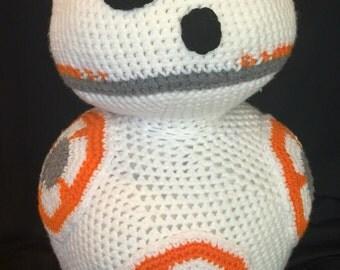 Large Robot Stuffie