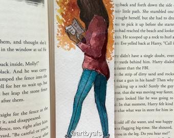 Enchanted- Bookmark