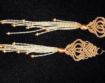 """Earrings """"Ornament"""""""