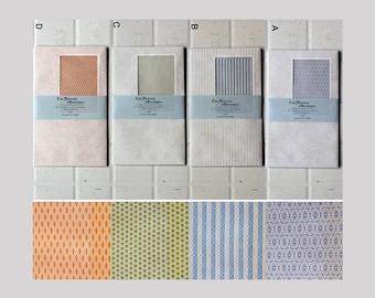 Classiky Woven Pattern Envelope Set