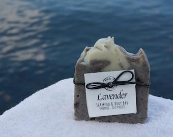 Lavender - Handmade Bar Soap