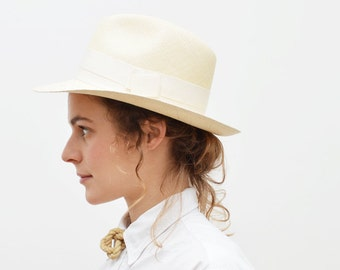 Everyday Women Natural Straw Spring Summer Hat
