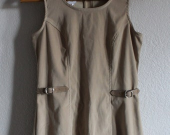 SALE Women's Size 5/6 - Vintage Fitted Dress - My Michelle