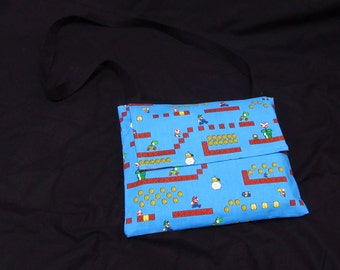 Super Mario Messenger Bag
