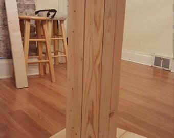 Iggy's Wooden Scratch Post