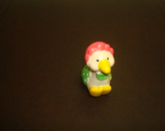 Vintage Strawberry Shortcake Doll Friend Gooseberry the Duck Came with Cherry Cuddler (not included)
