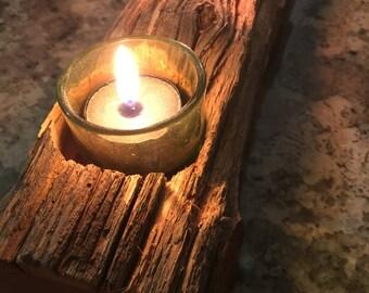 Tree Tea light Holder