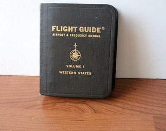1964 Airport Flight Guide