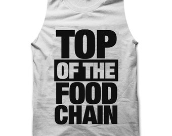 Top of the Food Chain vest / tank top