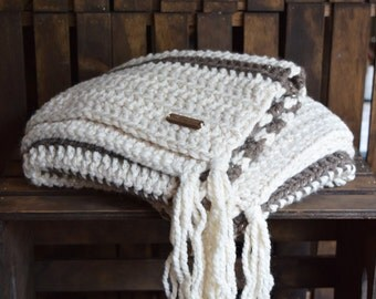 Cottage Cozy - Baby Blanket