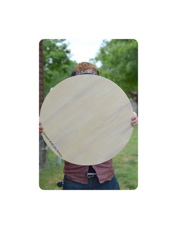 Custom wood slices round wood discs wood by groovewiththegrain for How to cut wood slices
