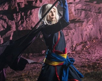 Sion Astal The Legend of the Legendary Heroes anime cosplay