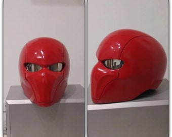 Red Hero Helmet