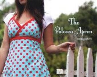 Jamie Christina - The Palooza Apron - A Paper Sewing Pattern