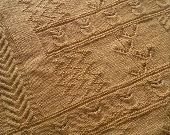 James' Blanket Pattern