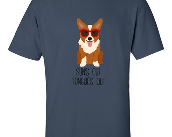 Corgi Shirt | Dog Lover Gift | Welsh Corgi Shirt  | Dog Tee Shirt | Dog Bag | Funny Pet Shirt | Gift for Dog Lover | Dog Shirt for Men