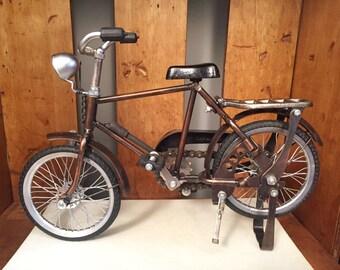 Antique Metal Bicycle