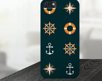 anchor iphone case, nautical iphone case, fishing iphone case, fisher iphone case, anchor iphone 6 case, nautical iphone 6 case