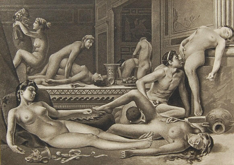 vintage sex Big tits nude art Vintage poster girl sex sexual erotic pin Barnes Noble  Vintage postcard reprint