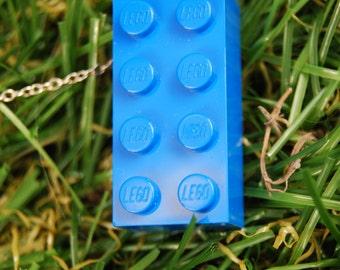 Dark Blue Brick 2x4