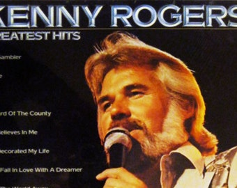 """Kenny Rogers """"Greatest Hits"""""""