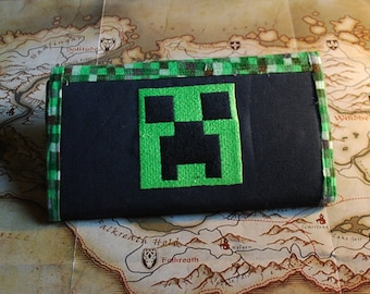 Creeper Clutch Wallet (Made to Order & Free Shipping)