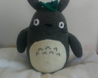 Totoro squishy stuffed toy amigurumi (My Neighbor Totoro)
