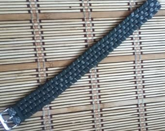 Paracord Watch Band, watch band 22mm, watch strap, watch bands paracord watch strap