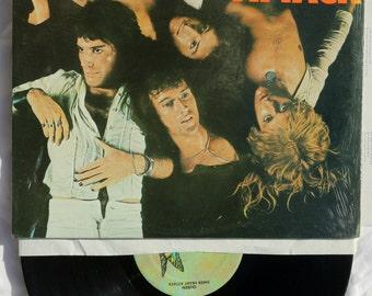 Queen - Sheer Heart Attack 1974 Vinyl Includes original POSTER