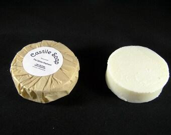Castile Soap Unscented Rounds