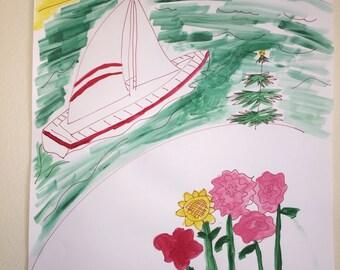 Sail Away Flowers