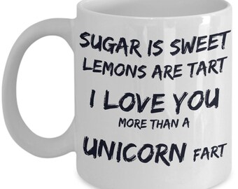 Unicorn Funny Coffee Mug -Perfect Gift for unicorn lovers