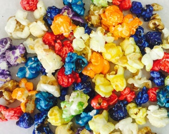 WTF What's the Flavor Gourmet Popcorn