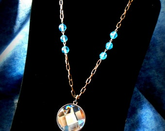 Turquoise Opulence Necklace