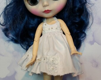 Blythe Dress -halter neck sundress with matching knickers. ON SALE