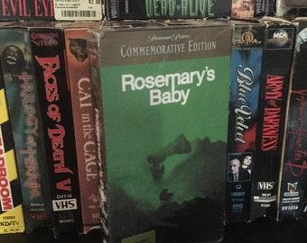 Rosemary's Baby *sealed*!