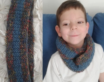 Toddler Infinity Cowl Scarf